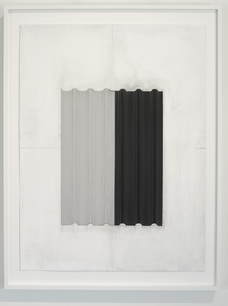 Gray-Black wall