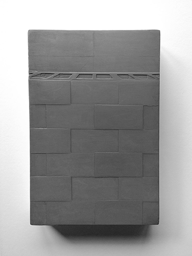04. Gray Block Wall